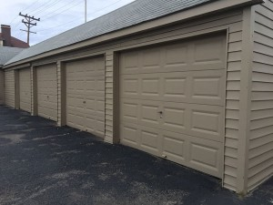 garages and storage for our rentals for temporary workforce housing